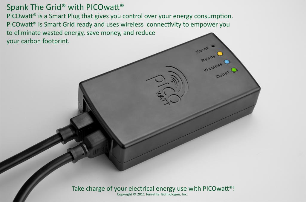 Tenrehte Technologies PICOwatt Smart Plug